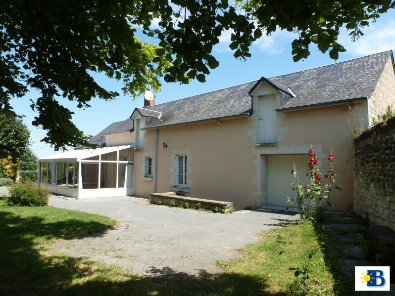 Location maison / villa Usseau 605€ CC - Photo 1