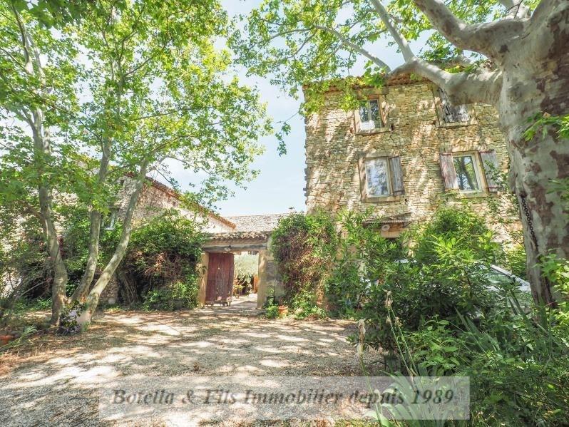 Vente de prestige maison / villa Uzes 688000€ - Photo 6