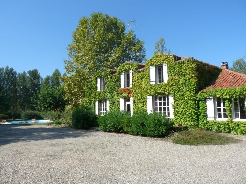Vente de prestige maison / villa Le passage 520 000€ - Photo 1