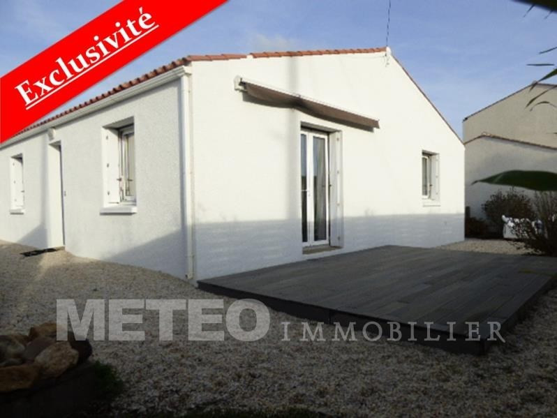 Sale house / villa La tranche sur mer 224500€ - Picture 1