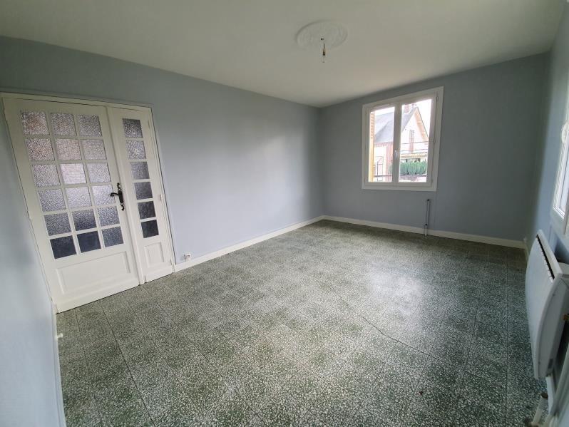 Rental house / villa Aubigny sur nere 590€ CC - Picture 1