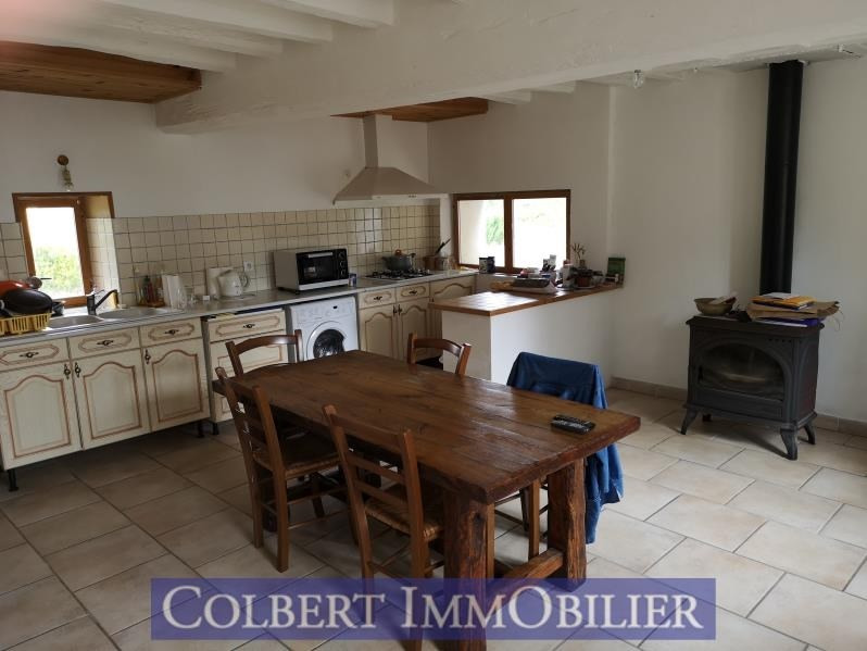 Venta  casa Poilly sur tholon 175000€ - Fotografía 2