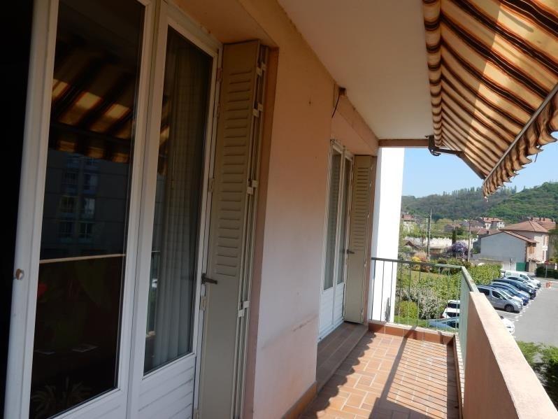 Sale apartment Vienne 147000€ - Picture 1