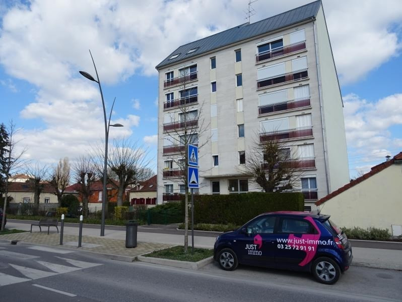 Vente appartement Troyes 99 000€ - Photo 7