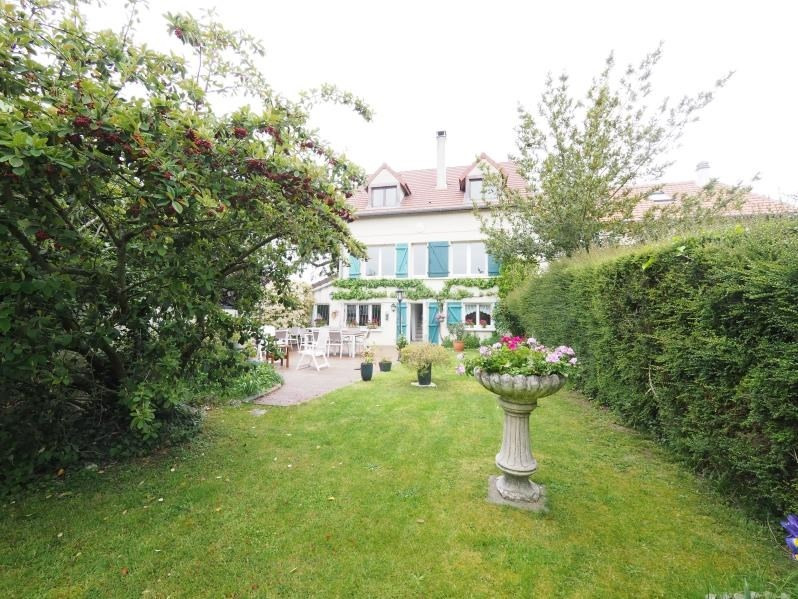 Sale house / villa Bois d'arcy 520000€ - Picture 1
