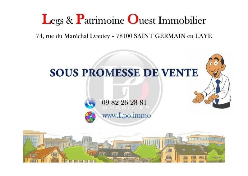 Venta de prestigio  casa Mareil marly 1260000€ - Fotografía 1