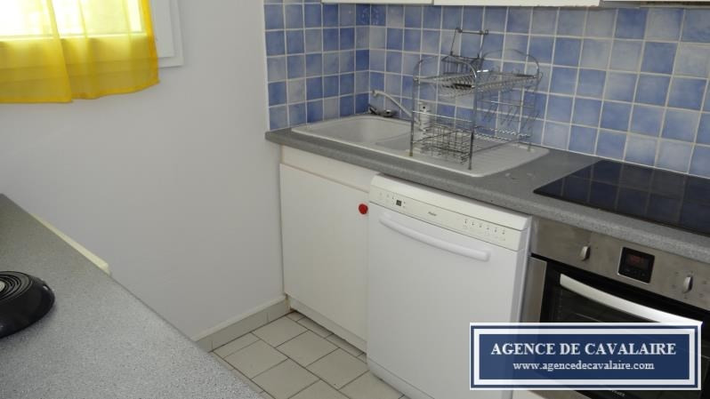 Investment property apartment Cavalaire sur mer 204 250€ - Picture 5