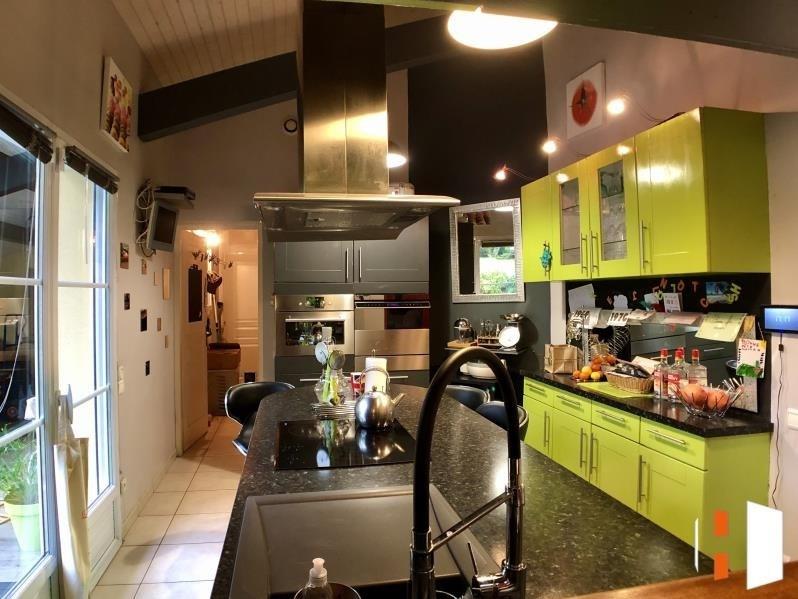 Sale house / villa St quentin de baron 399000€ - Picture 7