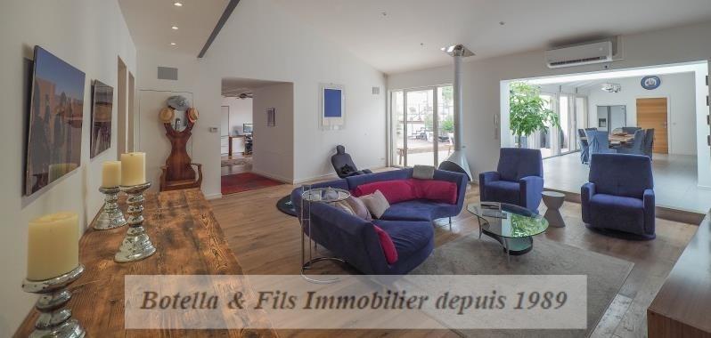 Venta de prestigio  apartamento Uzes 1250000€ - Fotografía 1