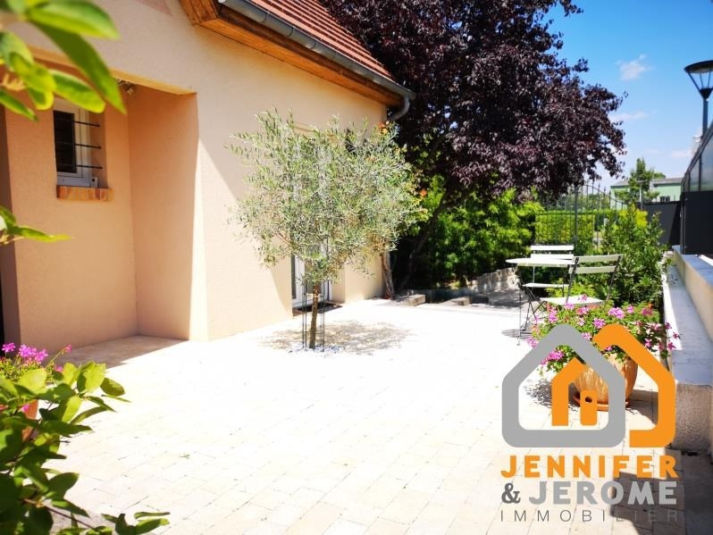 Sale house / villa St gratien 630 000€ - Picture 2