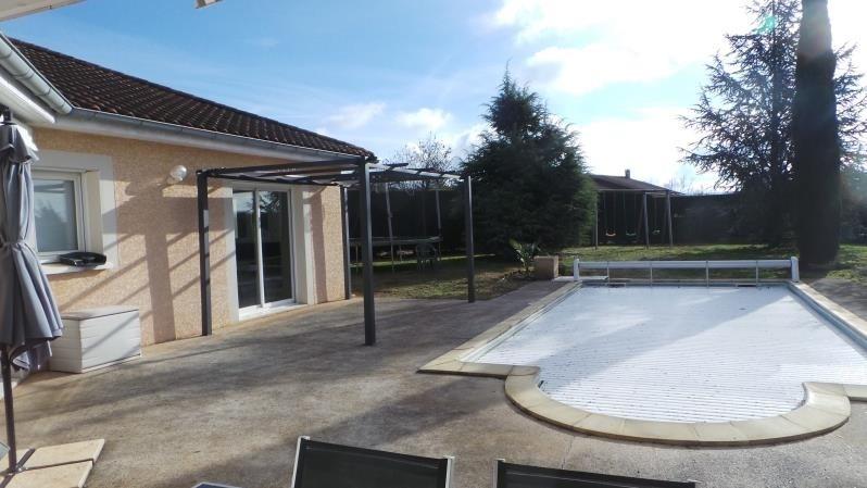 Vente maison / villa Meximieux 430000€ - Photo 4