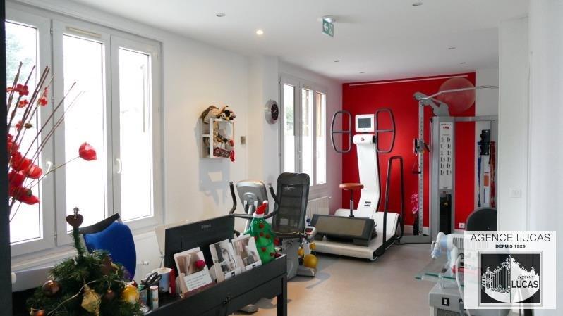 Vente maison / villa Verrieres le buisson 450000€ - Photo 3