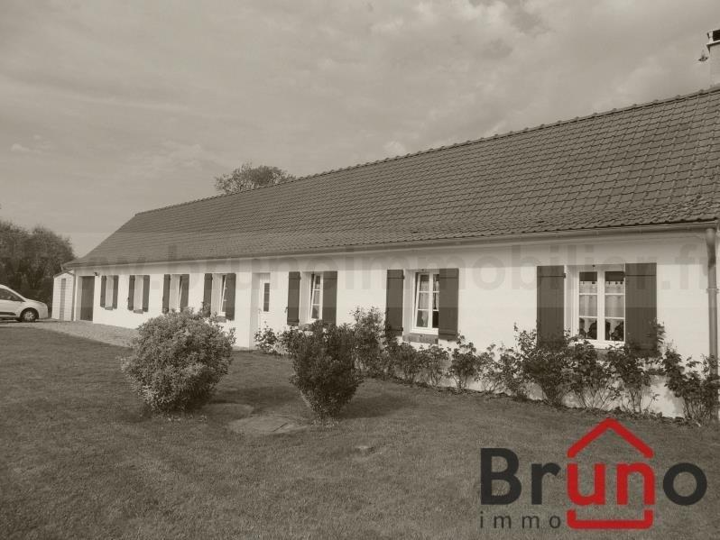 Vente maison / villa St quentin en tourmont 319800€ - Photo 1