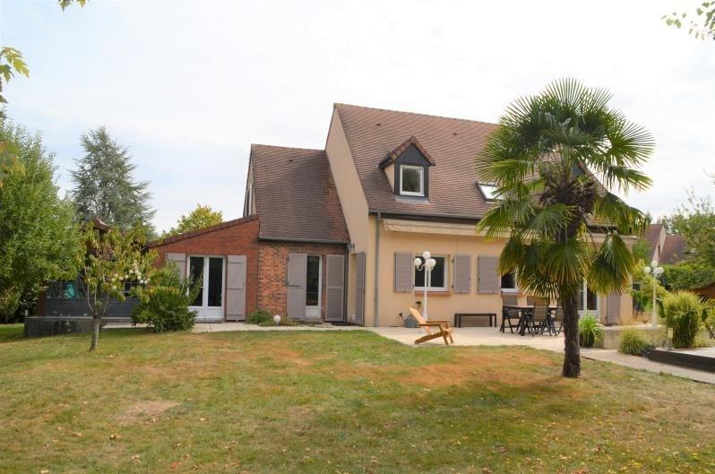 Vente de prestige maison / villa Montfort l amaury 640000€ - Photo 1