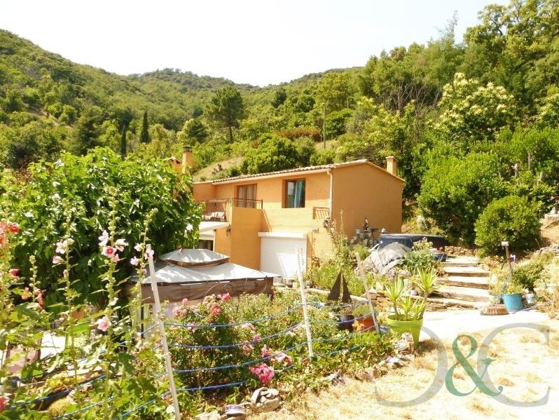 Vente maison / villa Collobrieres 598000€ - Photo 1