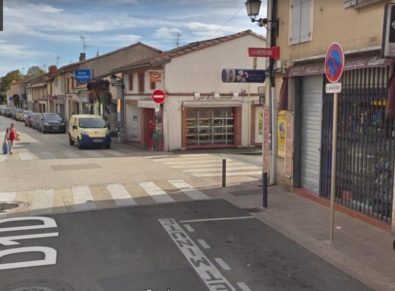 Commercial property sale shop Blagnac 89 600€ - Picture 1