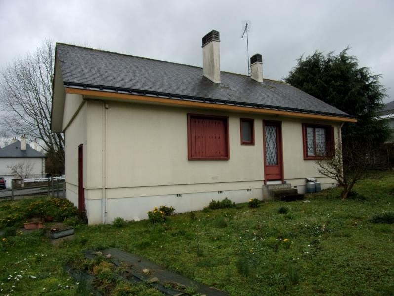 Vente maison / villa Chateaubourg 99 510€ - Photo 1