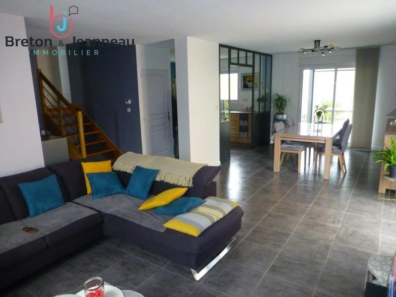 Sale house / villa St jean sur mayenne 259950€ - Picture 4