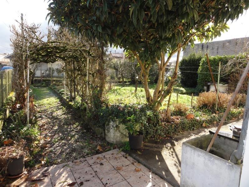 Vente maison / villa Podensac 160600€ - Photo 8