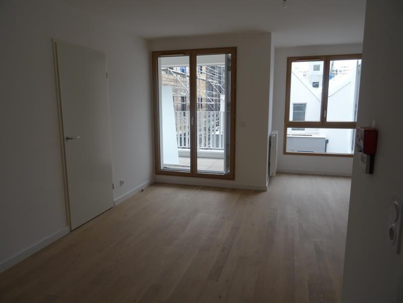 Location appartement Aubervilliers 1112€ CC - Photo 1