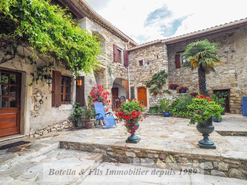 Immobile residenziali di prestigio casa Uzes 1055000€ - Fotografia 16