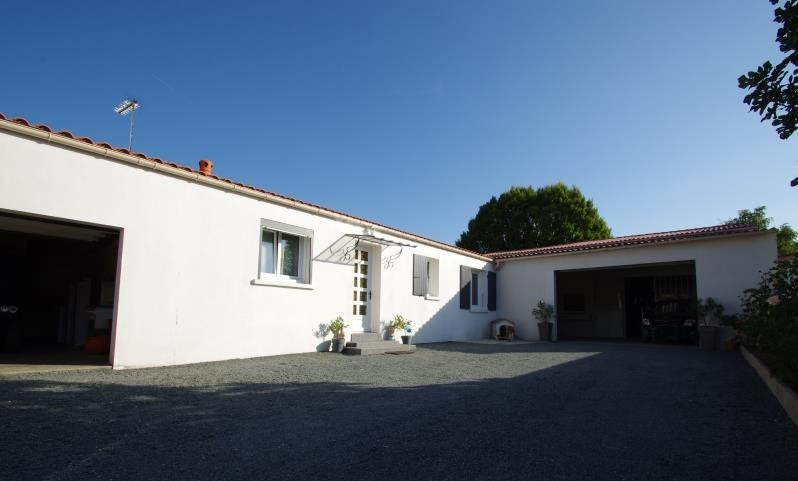 Vente maison / villa Courcon 213500€ - Photo 1