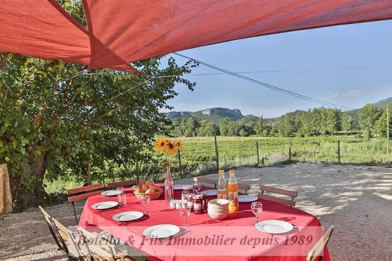 Vente de prestige maison / villa Vallon pont d'arc 1562000€ - Photo 7