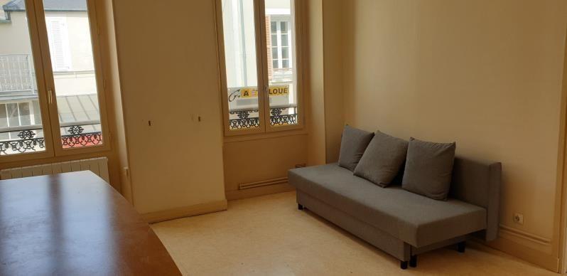 Rental apartment Montfort-l'amaury 480€ CC - Picture 2