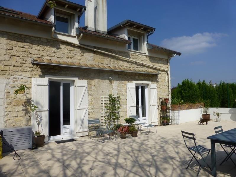 Vente maison / villa Villennes sur seine 520000€ - Photo 1