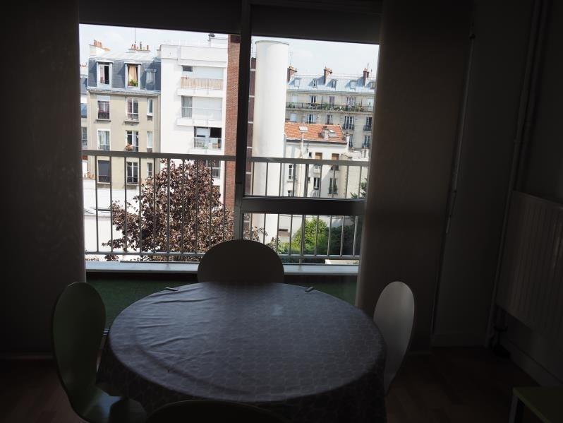 Verhuren  appartement Paris 18ème 950€ CC - Foto 5