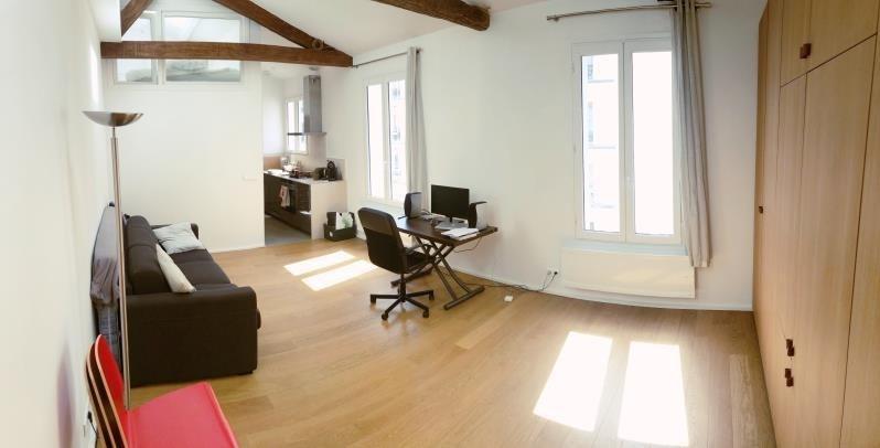Vente appartement Paris 3ème 520000€ - Photo 1