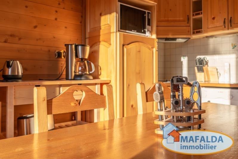 Vente appartement Mont saxonnex 149000€ - Photo 1