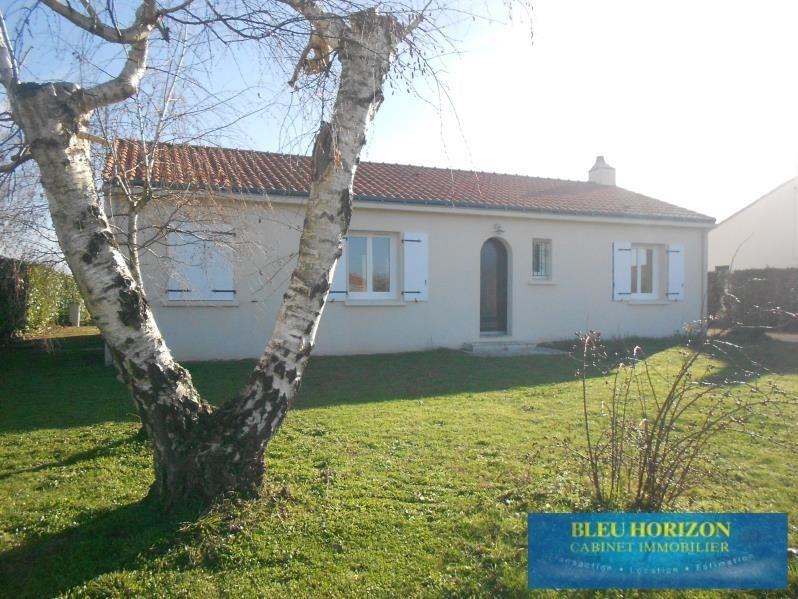 Sale house / villa Chemere 194250€ - Picture 6
