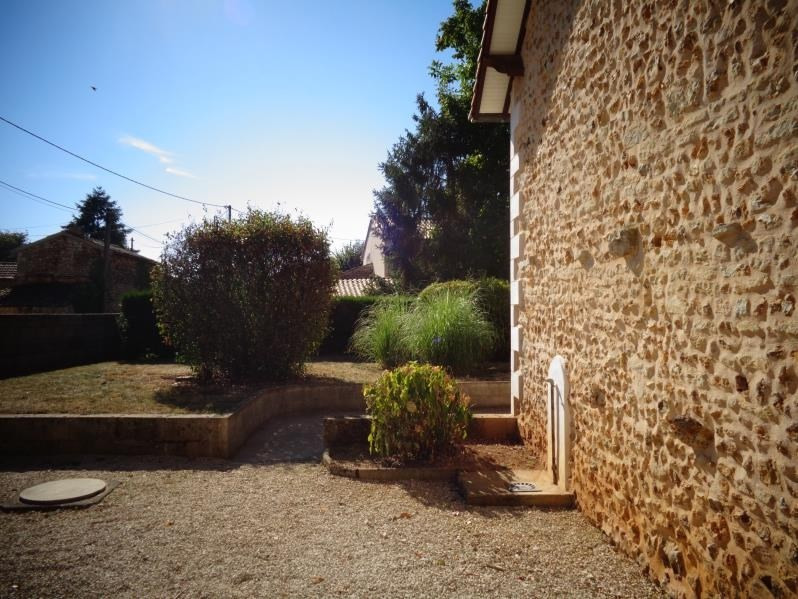 Vente maison / villa St sauvant 166400€ - Photo 8