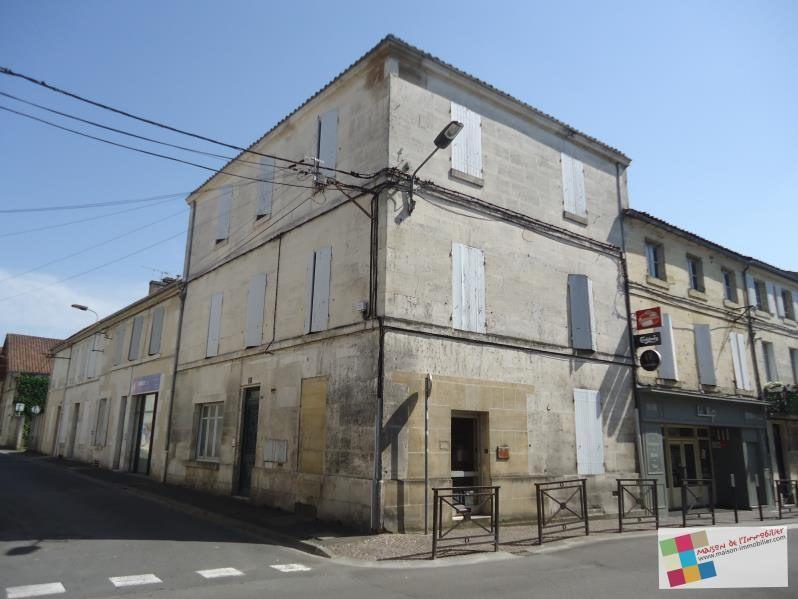 Vente immeuble Cognac 160500€ - Photo 1