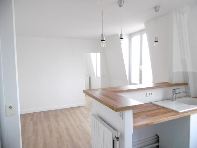 Rental apartment Levallois 1212€ CC - Picture 4
