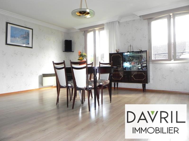 Vente appartement Chanteloup les vignes 180000€ - Photo 1