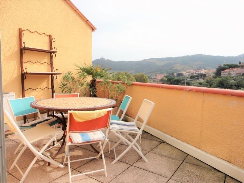 Sale apartment Collioure 392000€ - Picture 1