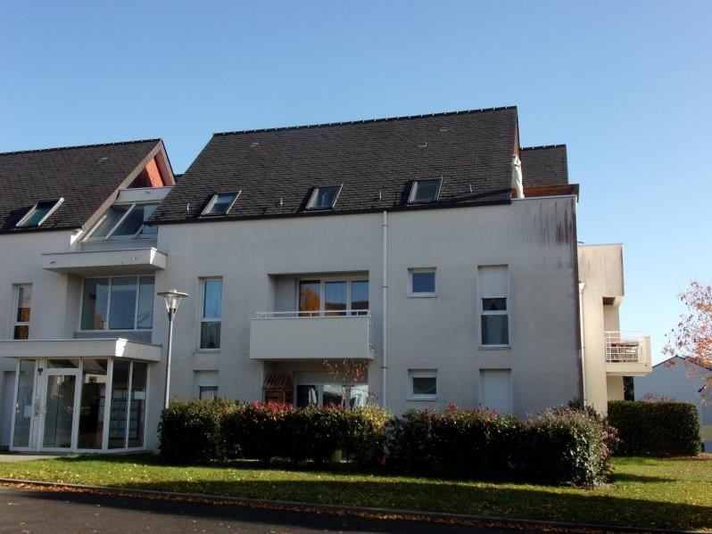 Vente appartement Chateaubourg 129320€ - Photo 1