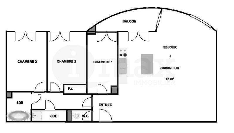 Sale apartment Levallois perret 949000€ - Picture 10