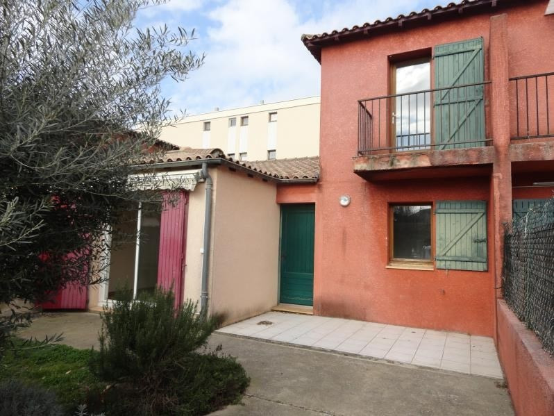 Vente maison / villa Lunel 174900€ - Photo 1