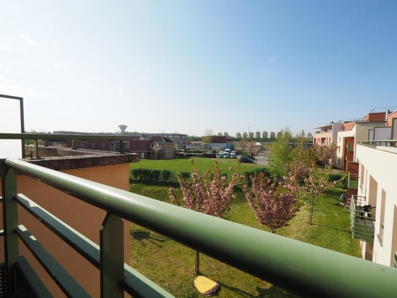 Investment property apartment Bois d'arcy 105000€ - Picture 1
