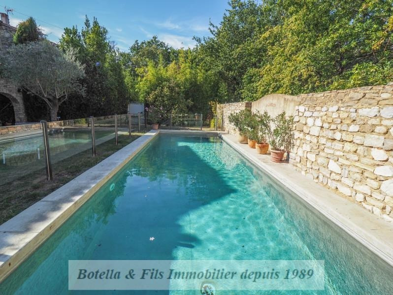 Vente de prestige maison / villa Uzes 548000€ - Photo 13