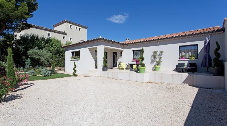 Verkoop  huis Carpentras 328600€ - Foto 4