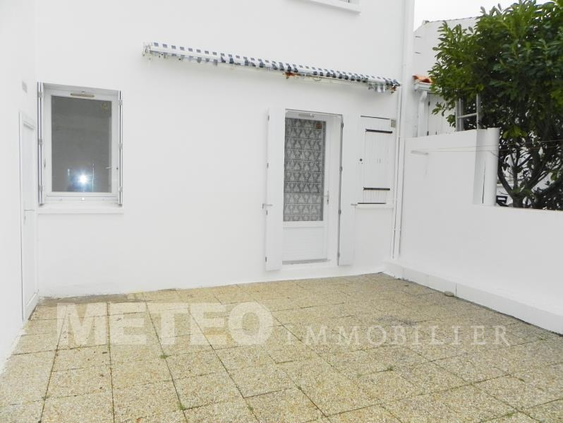 Sale apartment La tranche sur mer 107 000€ - Picture 1