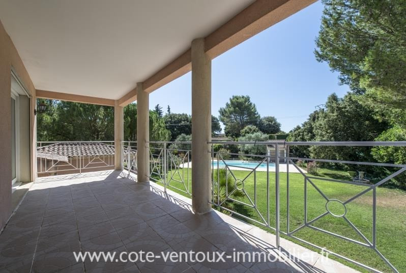 Deluxe sale house / villa Carpentras 550 000€ - Picture 8