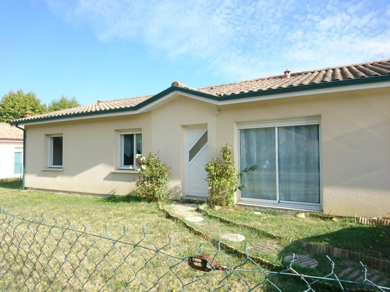 Sale house / villa Lesparre medoc 166900€ - Picture 1