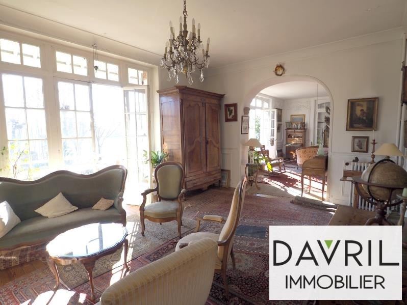 Deluxe sale house / villa Andresy 650000€ - Picture 2