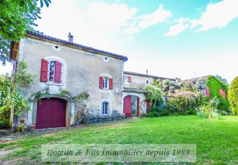 Verkoop van prestige  huis Anduze 1352000€ - Foto 1