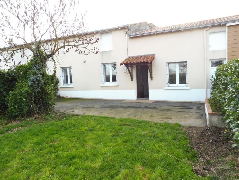 Rental house / villa Jallais 510€ CC - Picture 1